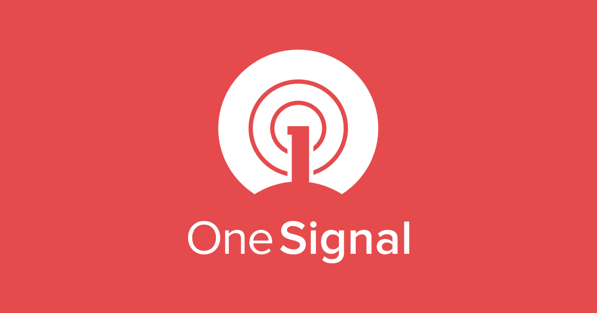 OneSignal (Messaging and Push Notification APIs) is hiring a full-stack engineer thumbnail